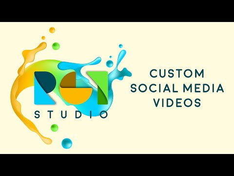 Custom Social Media Post Sample