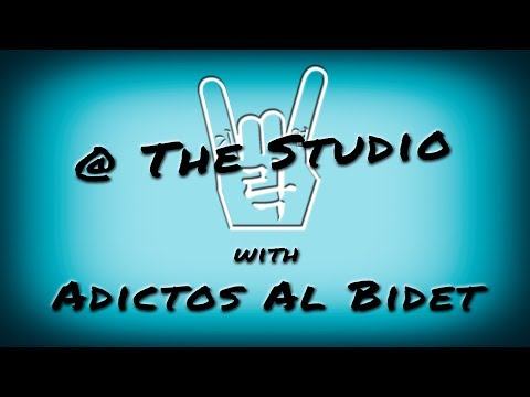 At the Studio with Adictos Al Bidet | RGY Rocking in Peru!