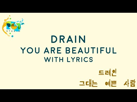 Korean Indie Folk | Drain (드레인) - 그대는 예쁜 사람 (You are Beautiful) WITH LYRICS!